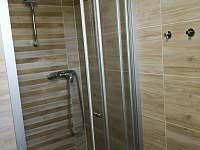 koupelna - chalupa k pronajmutí Velké Karlovice