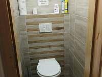záchod - Velké Karlovice