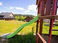 Dětské hřiště - Nový Hrozenkov