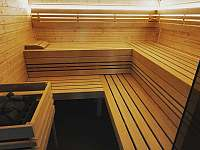 finská sauna - Malenovice