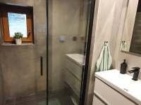 koupelna v patře - Malenovice