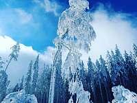 krásné Beskydy v zimě - Malenovice