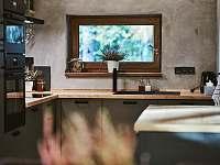 kuchyň - chata k pronájmu Malenovice