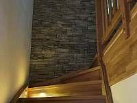 schodiště do patra - Malenovice