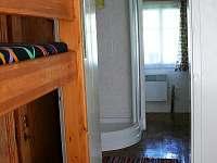Koupelna - chalupa k pronájmu Kunčice pod Ondřejníkem