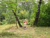 Houpačka - Bystřice nad Olší