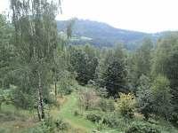 Okolí domu - Bystřice nad Olší