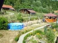Prostřední Bečva - rekreační dům k pronájmu - 11