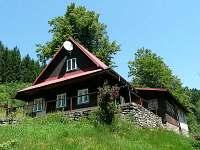 Chalupa k pronájmu - okolí Horní Bečvy