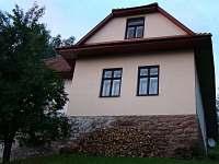 Chalupa k pronajmutí - zimní dovolená Horní Bečva