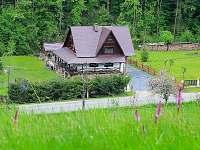 Chalupa k pronájmu - dovolená Koupaliště Balaton rekreace Velké Karlovice - Jezerné