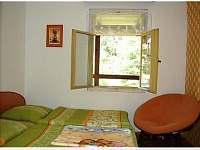 2.ložnice - chata k pronajmutí Horní Bečva
