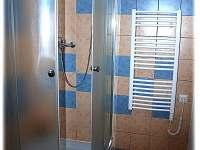 Koupelna - pronájem chaty Horní Bečva