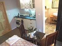 Dvoulůžkový apartmán STANDARD 201 - ubytování Trojanovice