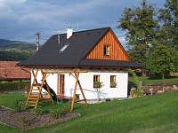 ubytování Dolní Bečva na chalupě k pronajmutí