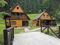 Chata k pronájmu - zimní dovolená Nový Hrozenkov