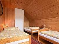 Apartmá 3 - chalupa k pronájmu Horní Bečva
