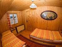 Apartmán 3 - chalupa k pronajmutí Horní Bečva