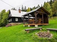 Valašská dřevěnica Horní Bečva - chalupa ubytování Horní Bečva