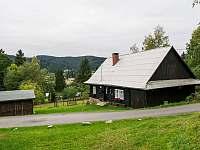 Valašská dřevěnica Horní Bečva - pronájem chalupy