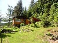 ubytování na chatě k pronájmu Dolní Bečva