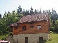 ubytování Velké Karlovice Chalupa k pronájmu