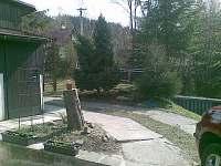 zahrada - zadní část
