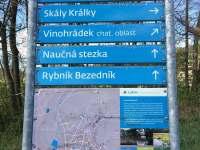 Okolí chaty - pronájem Lukov