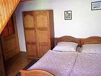 trojlůžkový pokoj - Bystřice nad Olší