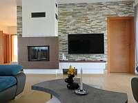Pohled na TV a krb
