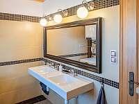 koupelna s WC v chalupě č.2 - Valašská Bystřice