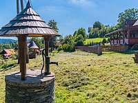 Studna a Rumpál - pronájem chaty Valašská Bystřice