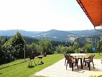 Apartmán na horách - dovolená Javorníky rekreace Horní Bečva