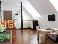 Ap. 2 Obývací pokoj - Horní Bečva