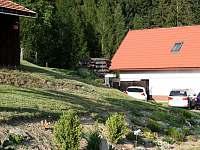 Parkoviště - apartmán k pronájmu Horní Bečva