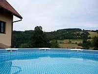 Bazén - Malá Bystřice