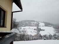 Zimní výhled - Malá Bystřice