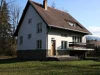 ubytování Čeladná Rodinný dům na horách