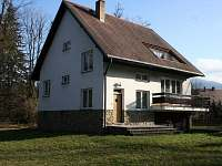 Rodinný dům na horách - Čeladná