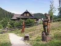 Velké Karlovice - chalupa k pronajmutí - 4