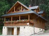 ubytování Horní Lomná na chatě