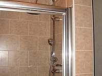 Koupelna - pronájem chalupy Krásná