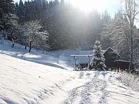 Chalupa Světluška Velké Karlovice - k pronájmu