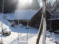 Chalupa Světluška Velké Karlovice - ubytování Velké Karlovice