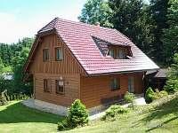 Chalupa k pronájmu - dovolená Vodní nádrž Horní Bečva rekreace Velké Karlovice