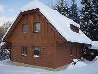 ubytování Skiareál Velké Karlovice – Bambucha Chalupa k pronájmu - Velké Karlovice