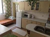 Kuchyň - pronájem chalupy Valašská Senice