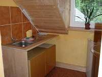 kuchyňka č.2 horní patro - Bystřička