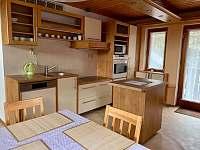 kuchyně - apartmán k pronájmu Karolinka