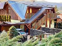 ubytování Ski areál Soláň Apartmán na horách - Karolinka